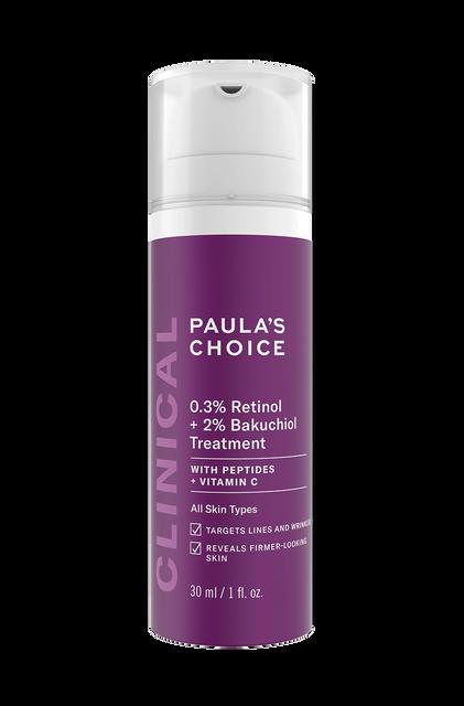 Clinical 0.3% Retinol + 2% Bakuchiol Treatment Full Size